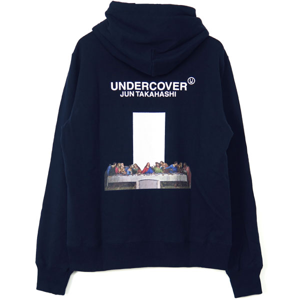 HOODIEスウェット Last Suppor/NAVY