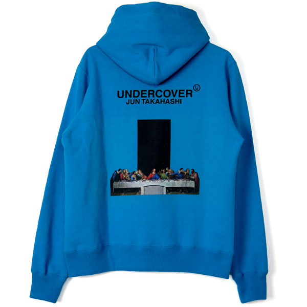 HOODIEスウェット Last Suppor/TURQUOISE