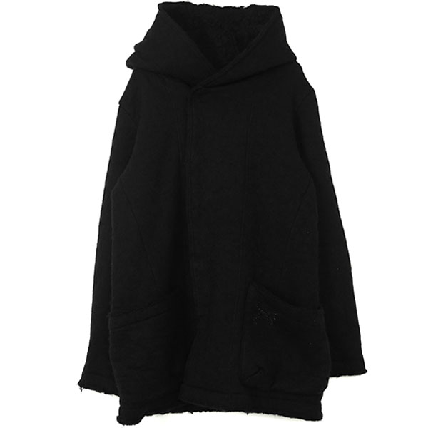"""PISTOL"" HOT FIX HOODED JACKET/BLACK(18FGC-05)"
