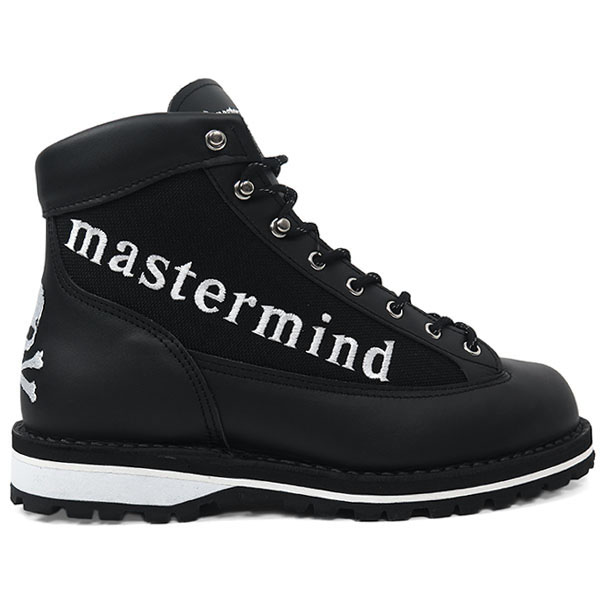 MASTER MIND×DANNER MOUNTAIN TREAD BOOTS/BLACK