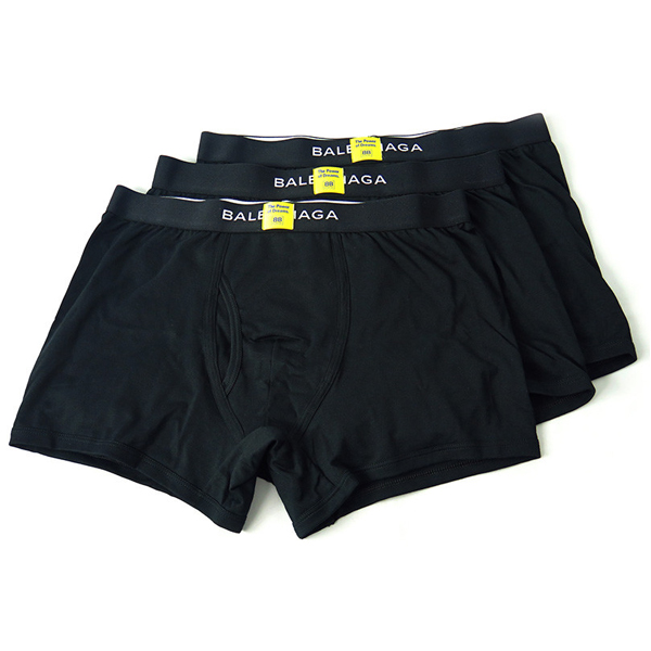 SET BOXER LABELLED/BLACK/WHITE