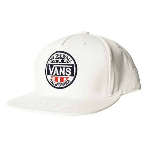 VANS × SD Circle Logo Twill Cap