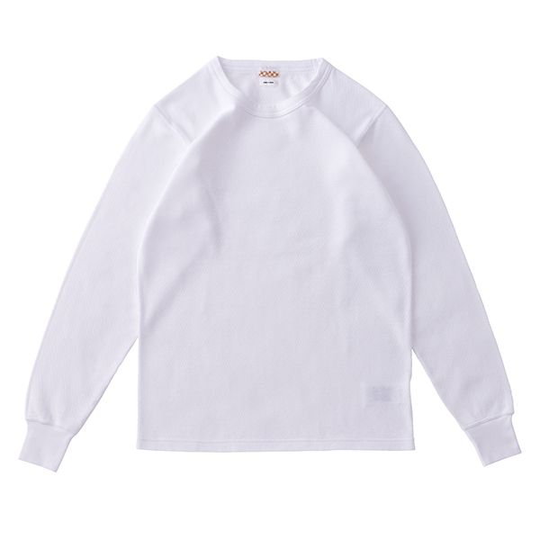 SUBLIG THERMAL CREW 3-PACK L/S/WHITE