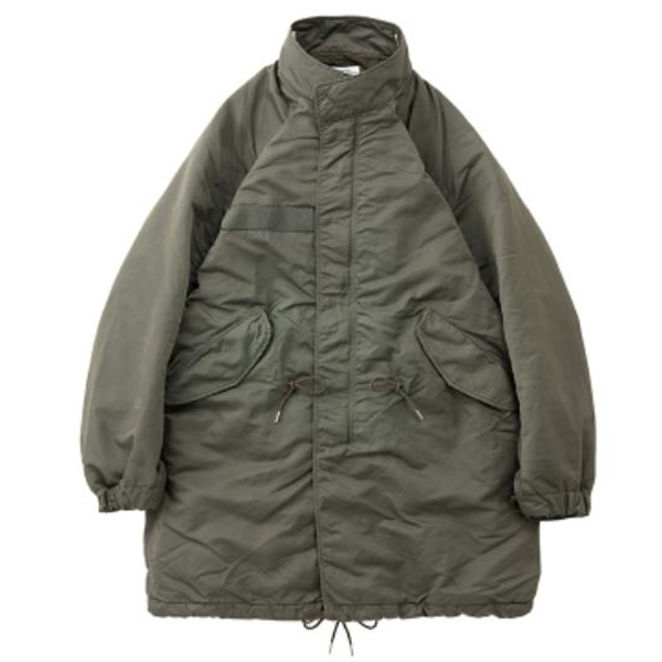 SIX FIVE FISHTAIL PARKA /OLIVE