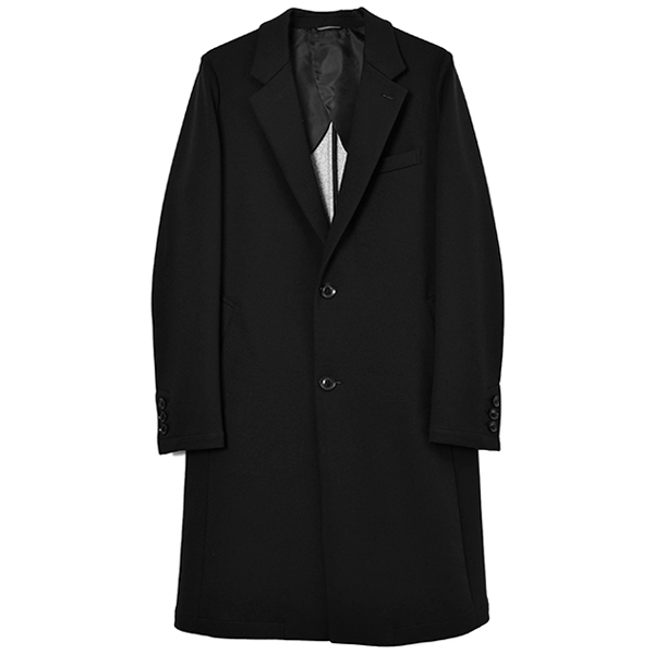 NUKUMORI CHESTERCOAT/BLACK