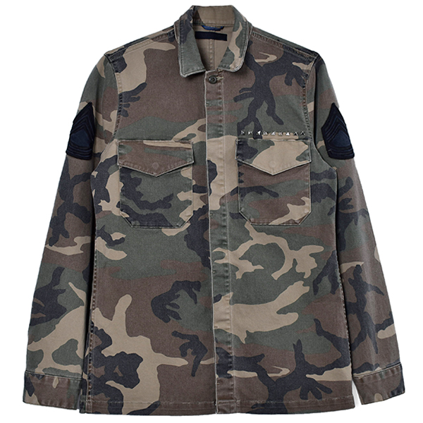 US UTILTY SHIRTS/CAMO