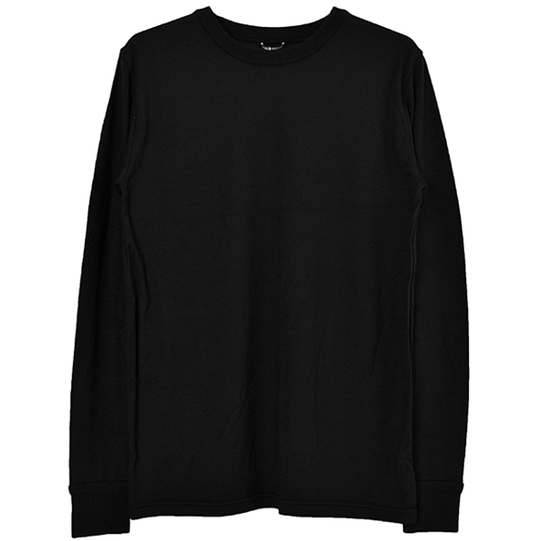 SERIBRID CREW NECK/BLACK