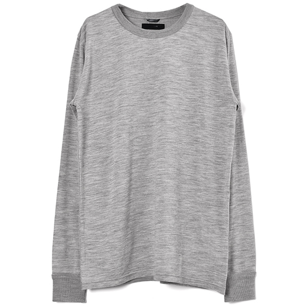 SERIBRID CREW NECK/GRAY