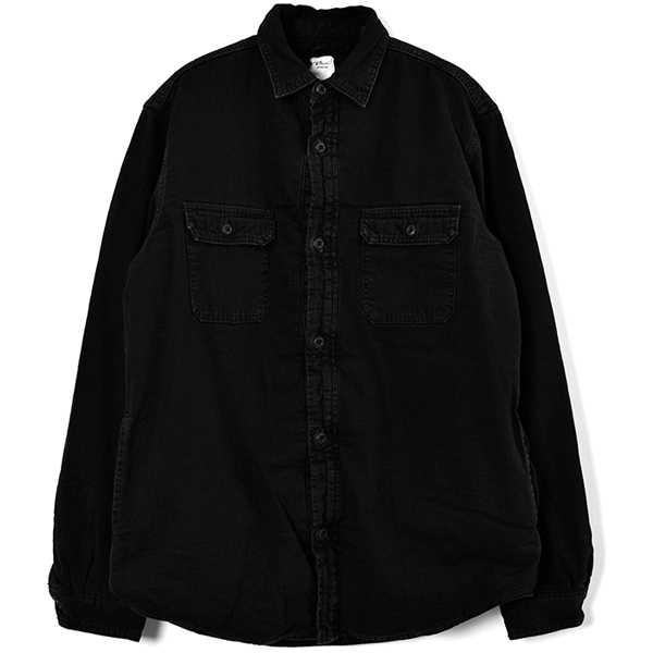 BOA BLK DENIM SH/BLACK