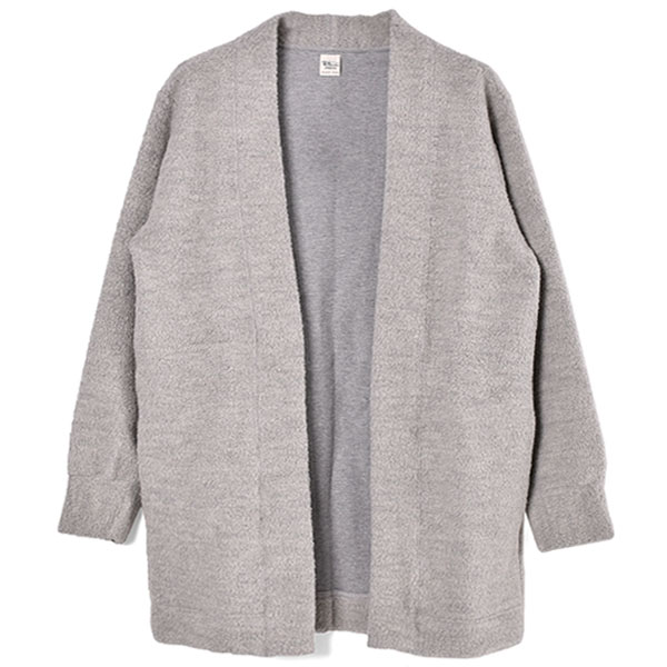 WOOL PILE CD/TOP GRAY