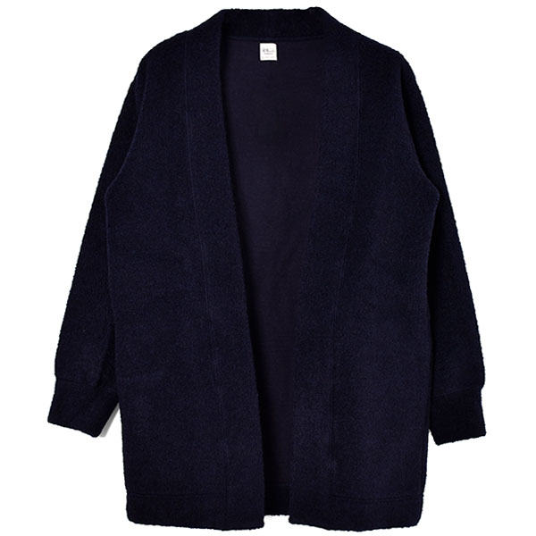 WOOL PILE CD/NAVY