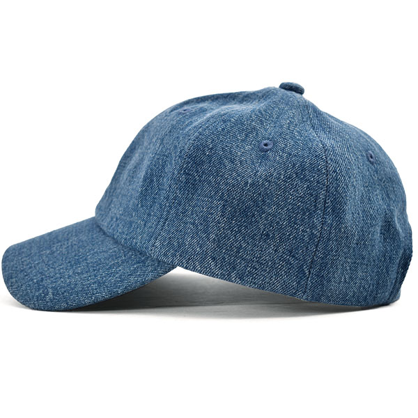 RH DENIM CAP/BLUE