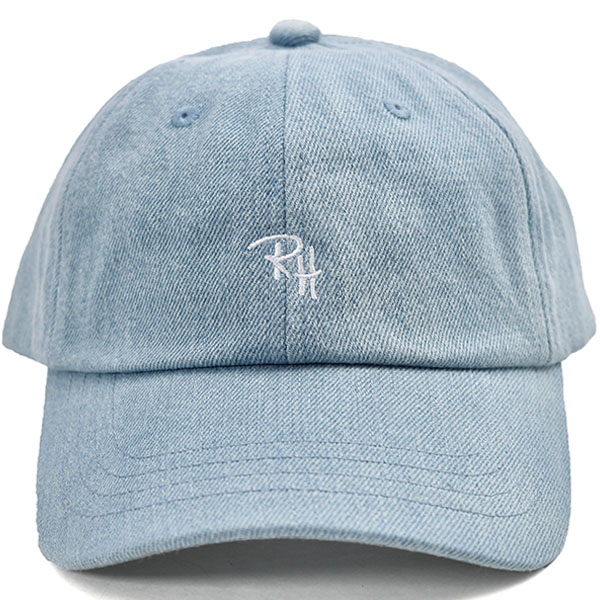 RH DENIM CAP/LIGHTBLUE