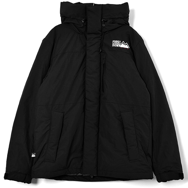 MAURI Down Parka/BLACK