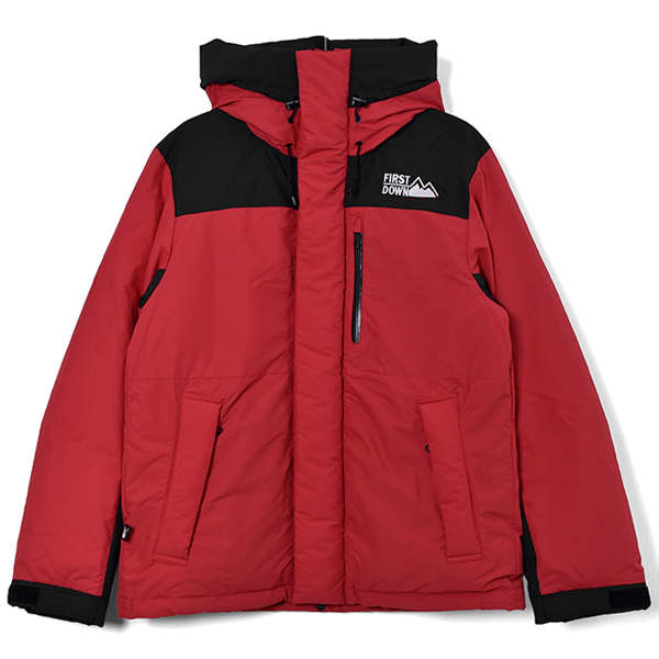MAURI Down Parka/RED