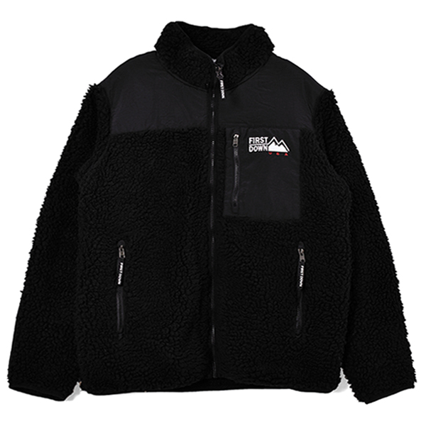Tumbling Bore Blouson/BLACK