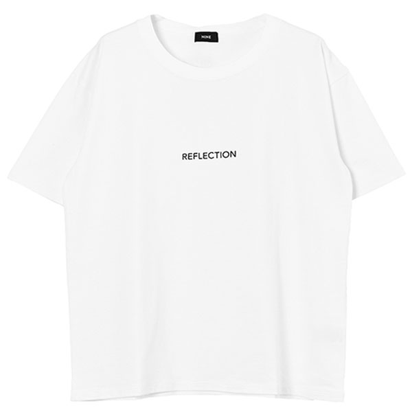 REFLECTION Tーshirts/オフホワイト