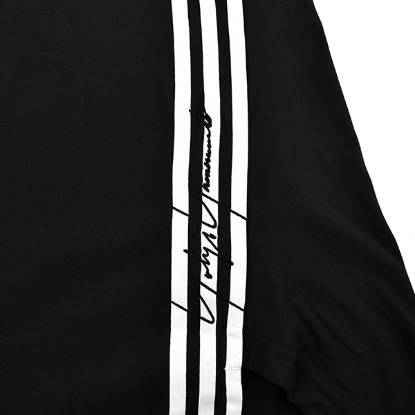 SIGNATURE LONG LS TEE/BLACK