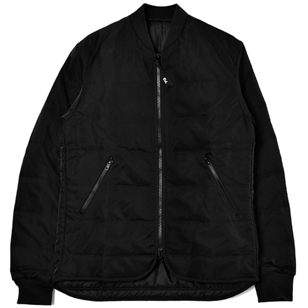 U PADDED LINER JACKET/BLACK