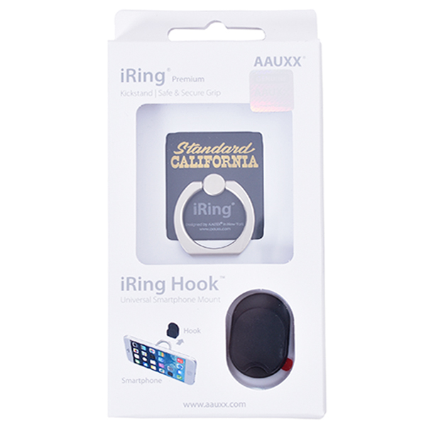 IRING×SD iRing With Hook/BLACK