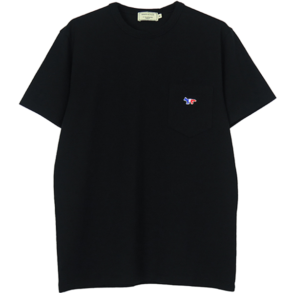 TEE-SHIRT TRICOLOR FOX/BLACK