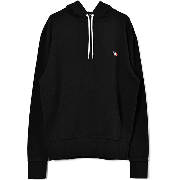 PULLOVER SWEAT HOODY TRICOLOR/BLACK