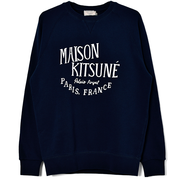 SWEATSHIRT PALAIS ROYAL/NAVY