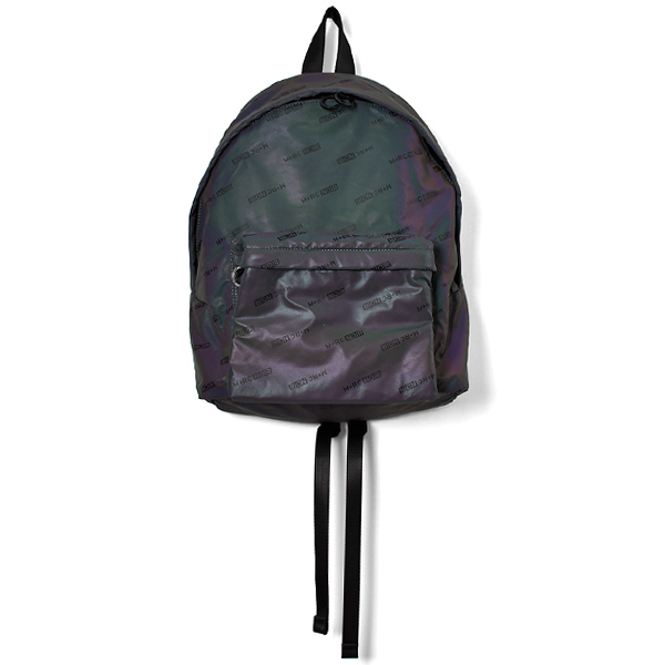 MONOGRAM BACKPACK/RAINBOW REFLECTIVE