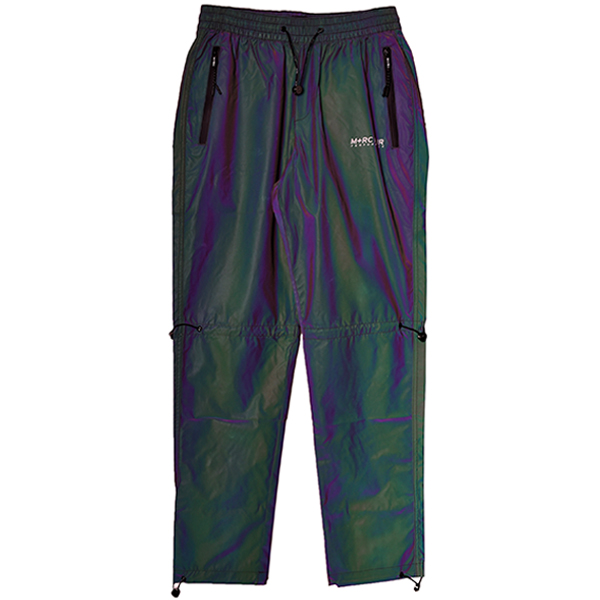 GHOST BLACK RAINBOW ELASTIC PANT