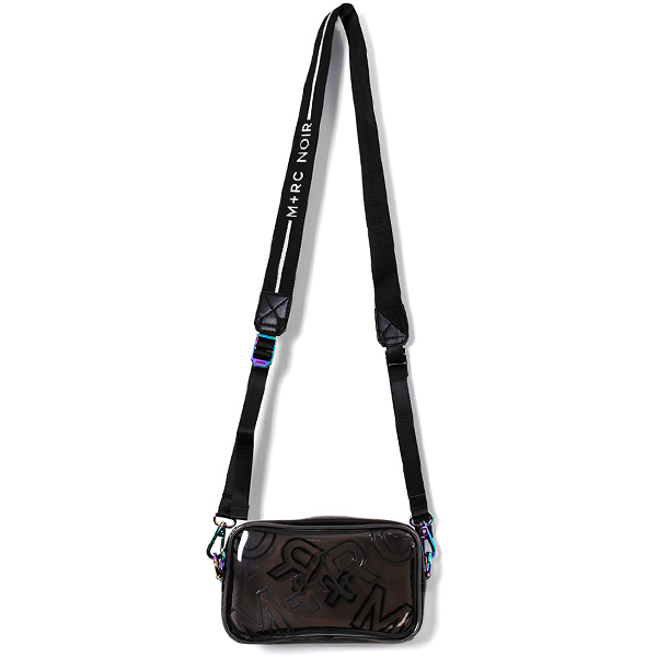 OVERDUE SHOULDER BAG/BLACK