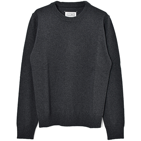 WOOLSWEATER/GRAY