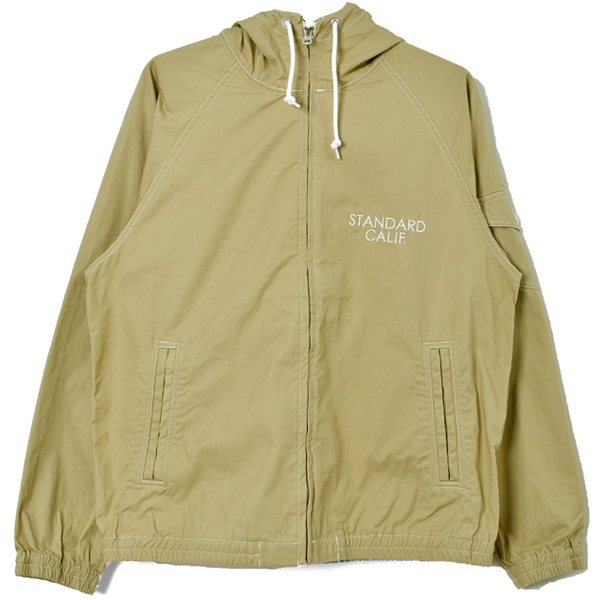 SD Classic Beach Jacket/BEIGE