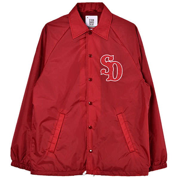 SD Coach Jacket Type 3/RED