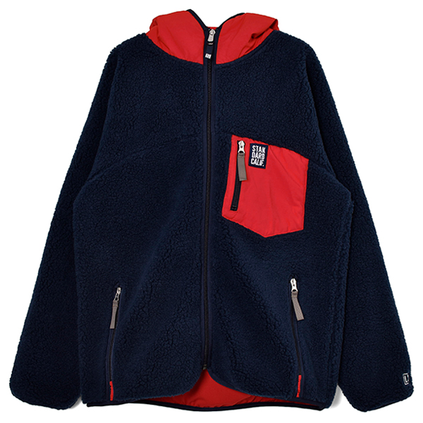 SD Heavy Classic Pile Jacket / DLS L3/NAVY