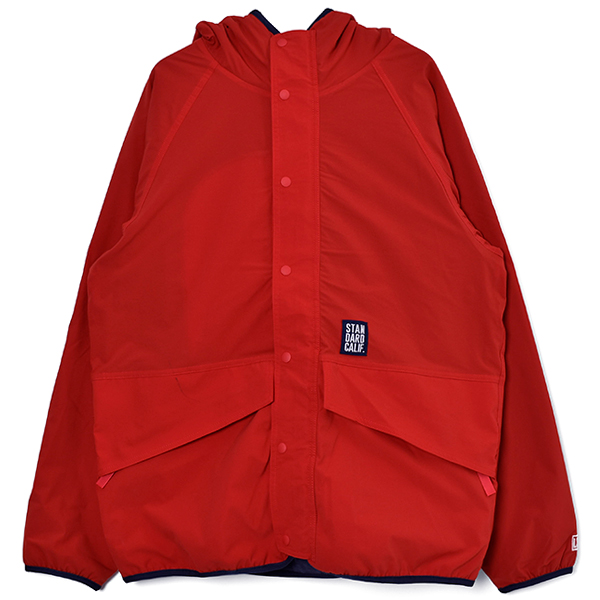 SD Reversible Stretch Fleece Jacket/DLS L3/RED
