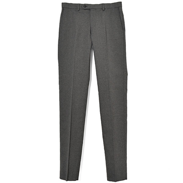 NEW HOPSACK SLIM PANT/GRAY