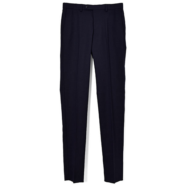 NEW HOPSACK SLIM PANT/NAVY