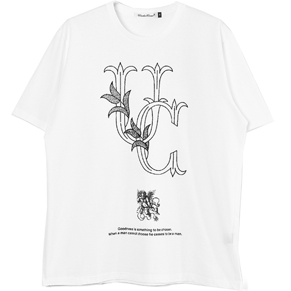 UC Angel TEE/WHITE