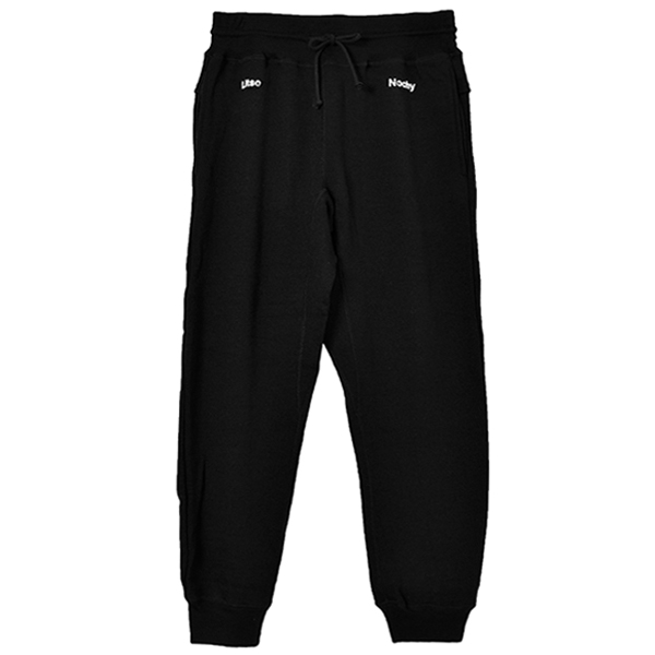 ACO SWEAT PANTS/BLACK