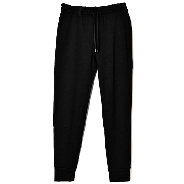 PISTOL EMBROIDERY PANTS/BLACK