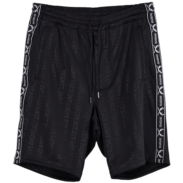 L&P JACQUARD SHORT PANTS/BLACK