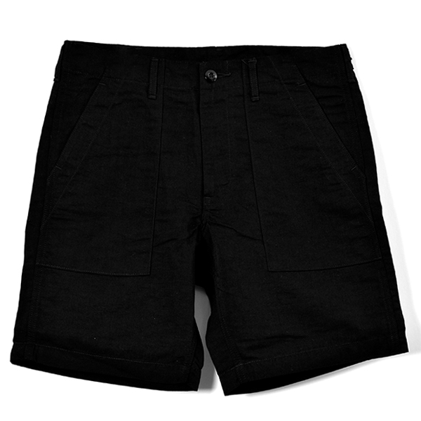 BEKER SHORT PANTS/BLACK