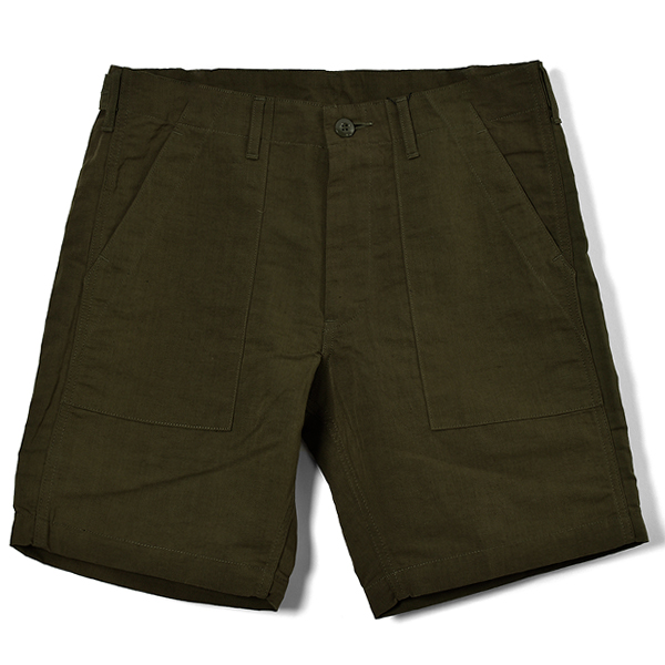 BEKER SHORT PANTS/OLIVE