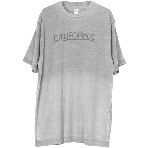 CALIFORNIA GRADATION TEE/BLACK