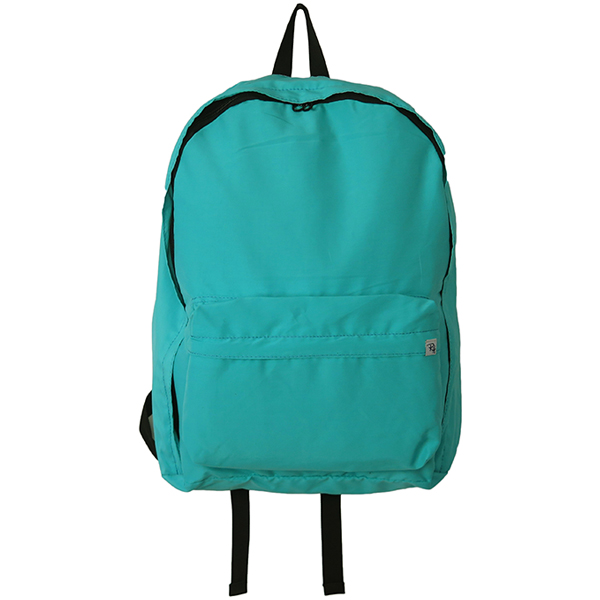 BACK PACK/TURQUOISE
