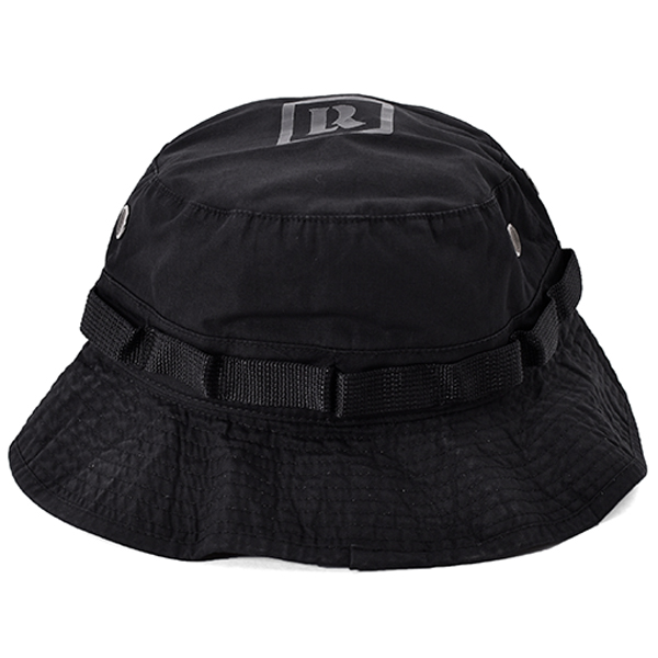 LR JUNGLE HAT/BLACK