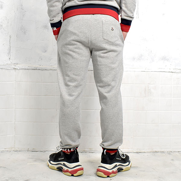 SWEAT PANTS/GRAY