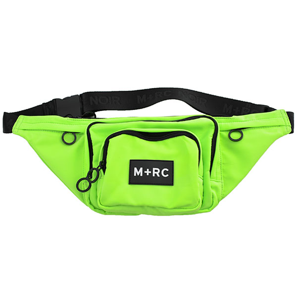 ESSENTIAL BELT BAG/NEON GREEN