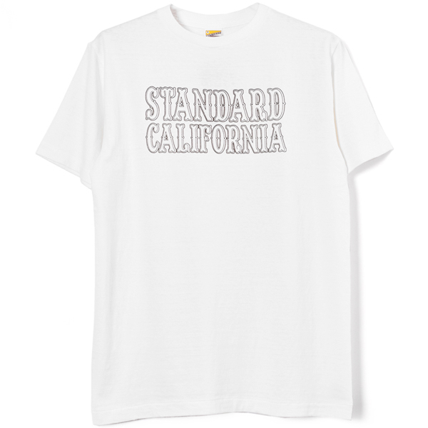 SD Basic Logo T/WHITE