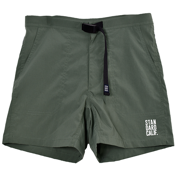 SD Coolmax Stretch Easy Shorts/OLIVE/GRAY